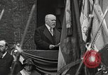 Image of Raymond Poincaré Germany, 1920, second 2 stock footage video 65675065686