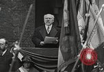 Image of Raymond Poincaré Germany, 1920, second 3 stock footage video 65675065686