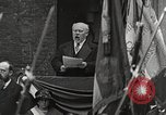 Image of Raymond Poincaré Germany, 1920, second 4 stock footage video 65675065686