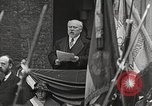 Image of Raymond Poincaré Germany, 1920, second 5 stock footage video 65675065686