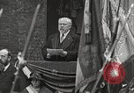 Image of Raymond Poincaré Germany, 1920, second 6 stock footage video 65675065686