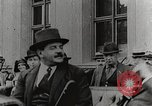 Image of Raymond Poincaré Germany, 1920, second 11 stock footage video 65675065686
