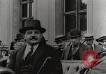 Image of Raymond Poincaré Germany, 1920, second 12 stock footage video 65675065686