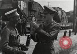 Image of Archibald Percival Wavell Oppeln Upper Silesia, 1921, second 1 stock footage video 65675065689