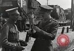 Image of Archibald Percival Wavell Oppeln Upper Silesia, 1921, second 2 stock footage video 65675065689
