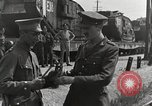 Image of Archibald Percival Wavell Oppeln Upper Silesia, 1921, second 3 stock footage video 65675065689
