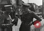 Image of Archibald Percival Wavell Oppeln Upper Silesia, 1921, second 4 stock footage video 65675065689