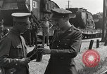 Image of Archibald Percival Wavell Oppeln Upper Silesia, 1921, second 7 stock footage video 65675065689