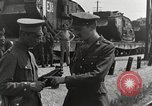 Image of Archibald Percival Wavell Oppeln Upper Silesia, 1921, second 8 stock footage video 65675065689