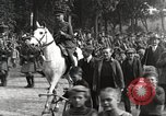 Image of British Black Watch Regiment Oppeln Upper Silesia, 1921, second 9 stock footage video 65675065691