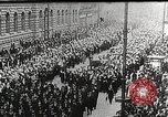 Image of Czechoslovakian Independence celebrations Prague Czechoslovakia, 1918, second 1 stock footage video 65675065692