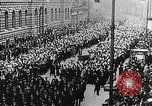 Image of Czechoslovakian Independence celebrations Prague Czechoslovakia, 1918, second 2 stock footage video 65675065692