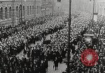 Image of Czechoslovakian Independence celebrations Prague Czechoslovakia, 1918, second 4 stock footage video 65675065692