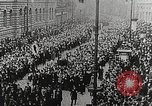 Image of Czechoslovakian Independence celebrations Prague Czechoslovakia, 1918, second 5 stock footage video 65675065692