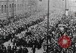 Image of Czechoslovakian Independence celebrations Prague Czechoslovakia, 1918, second 7 stock footage video 65675065692