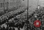 Image of Czechoslovakian Independence celebrations Prague Czechoslovakia, 1918, second 8 stock footage video 65675065692