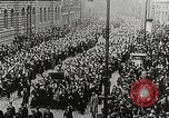 Image of Czechoslovakian Independence celebrations Prague Czechoslovakia, 1918, second 9 stock footage video 65675065692