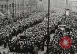 Image of Czechoslovakian Independence celebrations Prague Czechoslovakia, 1918, second 11 stock footage video 65675065692
