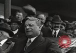 Image of Senator Hiram Johnson Chicago United States USA, 1920, second 9 stock footage video 65675065693