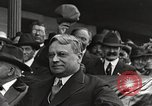 Image of Senator Hiram Johnson Chicago United States USA, 1920, second 10 stock footage video 65675065693
