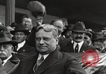 Image of Senator Hiram Johnson Chicago United States USA, 1920, second 11 stock footage video 65675065693