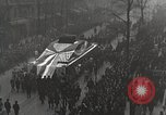 Image of Draped funeral float Europe, 1920, second 9 stock footage video 65675065694