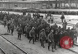 Image of German police  Upper Silesia, 1919, second 4 stock footage video 65675065695