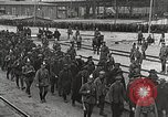 Image of German police  Upper Silesia, 1919, second 9 stock footage video 65675065695