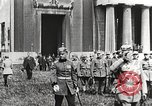 Image of Erich Ludendorff Munich Germany, 1921, second 7 stock footage video 65675065696