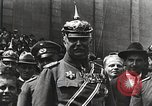 Image of Erich Ludendorff Munich Germany, 1921, second 9 stock footage video 65675065696