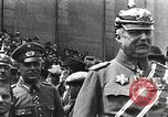 Image of Erich Ludendorff Munich Germany, 1921, second 11 stock footage video 65675065696