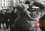Image of Marshal Paul von Hindenburg Germany, 1919, second 4 stock footage video 65675065698