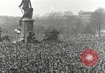 Image of Germans demonstrate against Treaty of Versailles Berlin Germany, 1919, second 5 stock footage video 65675065699