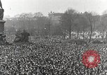 Image of Germans demonstrate against Treaty of Versailles Berlin Germany, 1919, second 7 stock footage video 65675065699