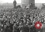Image of Germans demonstrate against Treaty of Versailles Berlin Germany, 1919, second 12 stock footage video 65675065699