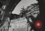 Image of damaged Reichstag Berlin Germany, 1945, second 2 stock footage video 65675065701