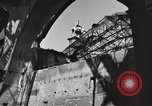 Image of damaged Reichstag Berlin Germany, 1945, second 3 stock footage video 65675065701