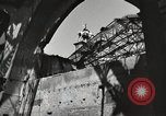 Image of damaged Reichstag Berlin Germany, 1945, second 4 stock footage video 65675065701