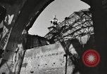 Image of damaged Reichstag Berlin Germany, 1945, second 5 stock footage video 65675065701