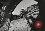 Image of damaged Reichstag Berlin Germany, 1945, second 6 stock footage video 65675065701