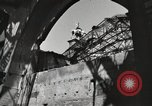 Image of damaged Reichstag Berlin Germany, 1945, second 8 stock footage video 65675065701