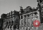 Image of damaged Reichstag Berlin Germany, 1945, second 10 stock footage video 65675065702