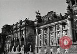 Image of damaged Reichstag Berlin Germany, 1945, second 11 stock footage video 65675065702