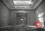 Image of damaged Chancellery Berlin Germany, 1945, second 6 stock footage video 65675065703