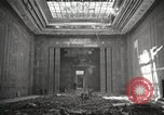 Image of damaged Chancellery Berlin Germany, 1945, second 7 stock footage video 65675065703