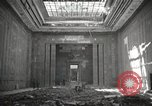 Image of damaged Chancellery Berlin Germany, 1945, second 9 stock footage video 65675065703