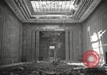 Image of damaged Chancellery Berlin Germany, 1945, second 10 stock footage video 65675065703