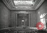 Image of damaged Chancellery Berlin Germany, 1945, second 11 stock footage video 65675065703
