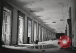 Image of damaged Chancellery Berlin Germany, 1945, second 1 stock footage video 65675065704