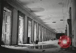 Image of damaged Chancellery Berlin Germany, 1945, second 2 stock footage video 65675065704